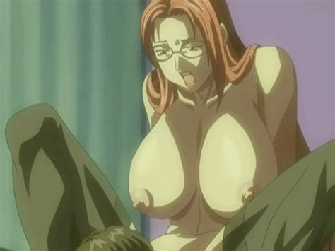 Xbooru Animated Anime Big Breasts Breasts Cleavage Game