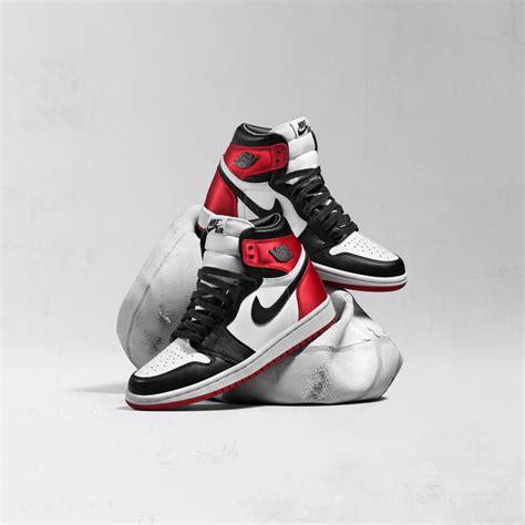 """Boyner ayricaligi ile sahip olacaginiz nike ayakkabilar da sikligi ve rahatligi bir arada sunuyor. Nike WMNS Air Jordan 1 Retro High """"Satin Black Toe"""" - My ..."""