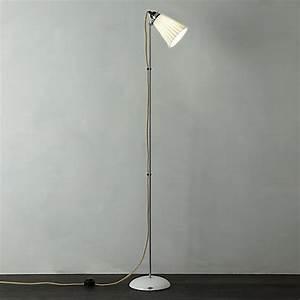 buy original btc hector pleat floor lamp john lewis With hector floor lamp copper
