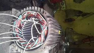 Without Joint Connection Three Phase Electric Motor All In Winding Wiring Diagram