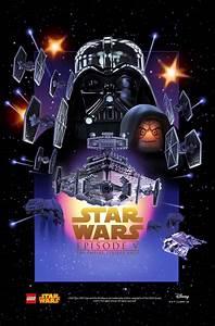 Poster Star Wars : star wars saturday special edition posters lego ized ~ Melissatoandfro.com Idées de Décoration