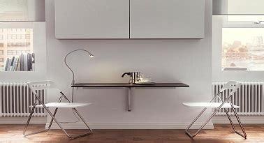 table de cuisine a fixer au mur une table de cuisine fixee au mur ikea