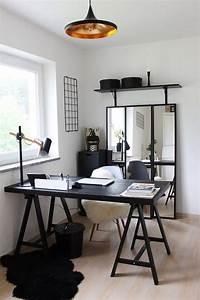 Image Bureau Travail : 1001 id es piquer pour d corer son bureau au travail ~ Melissatoandfro.com Idées de Décoration