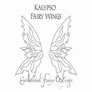 Pdf Download Pattern And Tutorial For Fairy Wings Kalypso