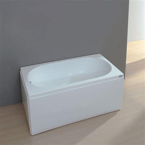 guscio vasca da bagno vasca da bagno da incasso rettangolare acrilico quot virgilia