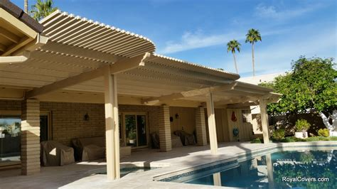 Louvered Patio Covers Phoenix patio covers in phoenix archives royal covers of arizona