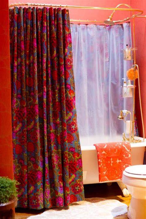 how to make a grommet top shower curtain of any size