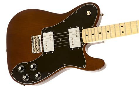 Fender Classic Series '72 Telecaster® Deluxe, Maple