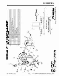 Bruno Sre-3000 Installation Manual