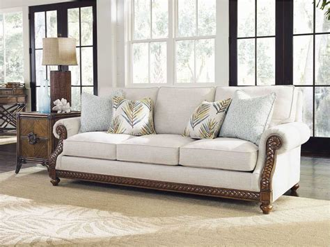 tommy bahama bali hai shoreline quick ship loose  sofa