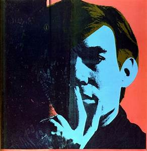 Self-Portrait Andy Warhol, 1967 | Arts | Pinterest