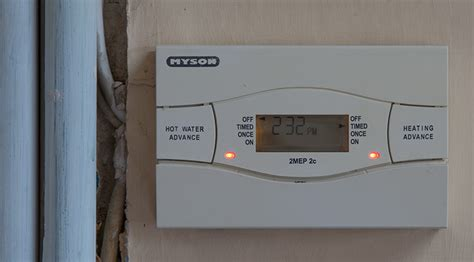 nest learning thermostat 3rd water installation