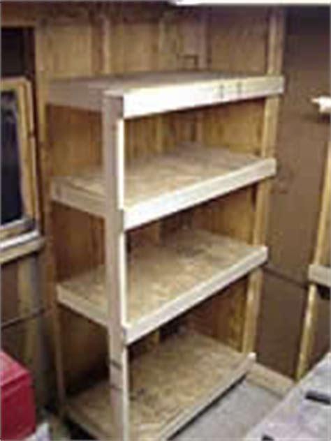build utility shelves storage cabinets