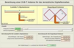 Antenne Berechnen : dipol antenne elektronik ~ Themetempest.com Abrechnung