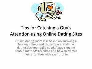 dating website profile tips for