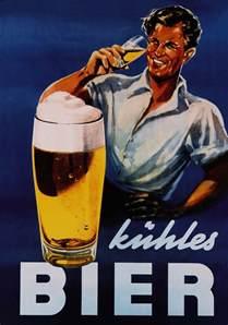 Vintage German Beer