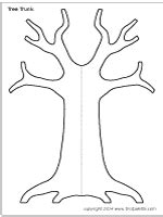 tree trunk and roots template tree trunk with roots patterns templates pinterest