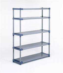 Etagere En Fer Pour Garage : tag re maxim 39 up grosfillex ~ Edinachiropracticcenter.com Idées de Décoration