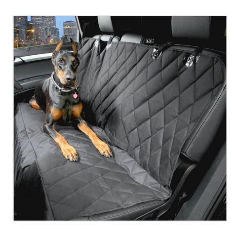 Back Seat Pet Hammock by Waterproof Pet Car Front Rear Back Seat Cover Travel