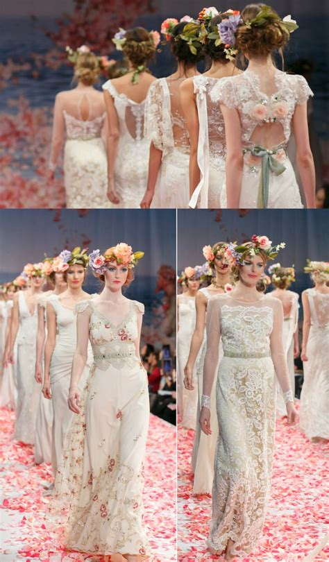 Claire Pettibones New Wedding Dress Collection Is