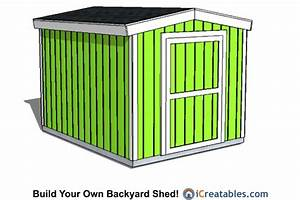 Storage Shed Ideas And Plans DIY Modern Shed Project