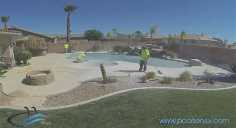 swimming pool deck resurfacing poolserv