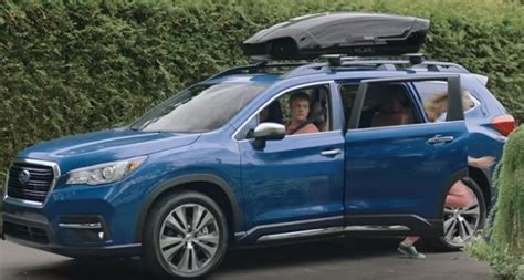 2019 Subaru Ascent Commercial  Family Forgetting Things