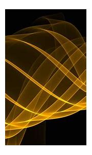 Yellow Swirl Wave HD Abstract Wallpapers | HD Wallpapers ...