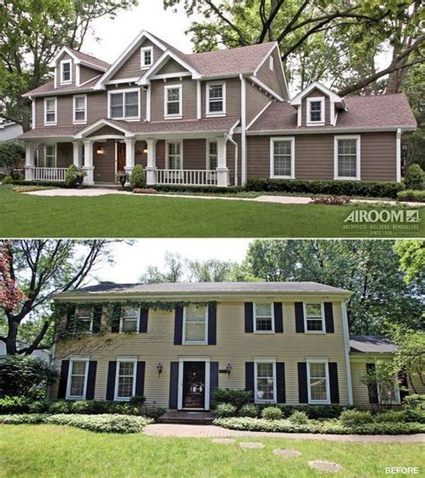 25+ Best Ideas About Home Exterior Makeover On Pinterest
