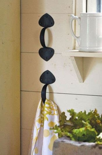 kitchen towel holder ideas 28 easy diy kitchen storage ideas browzer