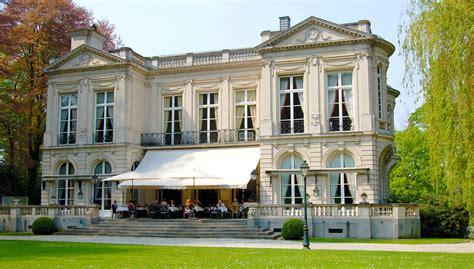 cuisine en belgique château sainte