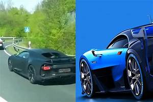 Bugatti Chiron Gt : is the bugatti vision gt actually the chiron in race disguise ~ Medecine-chirurgie-esthetiques.com Avis de Voitures