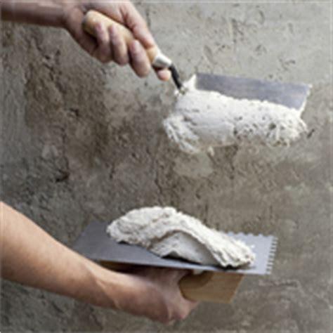 appliquer un enduit de finition sur une cloison en b 233 ton cellulaire mur