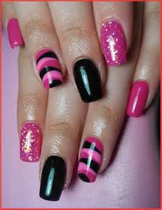 Nail design for medium length nails