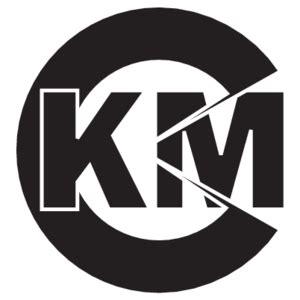 km logo vector logo  km brand   eps ai