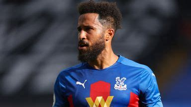 Andros Townsend - Crystal Palace | Player Profile | Sky ...