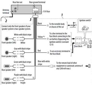 jvc kd r200 wiring diagram solved i am installing a jvc kd r200 in a 1999 chevy fixya