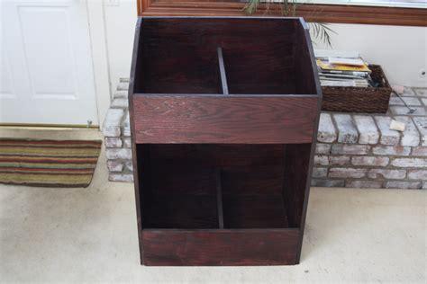 vinyl record storage shelf i built a vinyl record shelf johnvantine