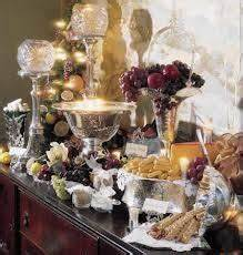 1000 images about Christmas Buffet Decor on Pinterest