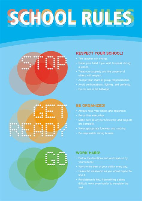 posters  school planner company
