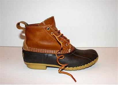 Bean Boots Tie Ll Boot Duck Laces