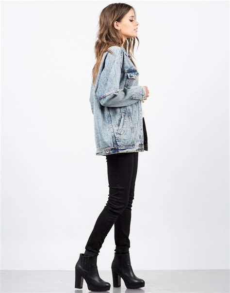 Outfit Jean Jacket