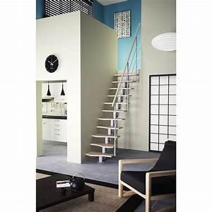 Rampe Escalier Lapeyre : solution gain de place bali escaliers ~ Carolinahurricanesstore.com Idées de Décoration