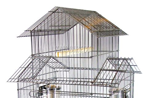 large metal bird cage foxhunter large metal bird cage with stand aviary parrot 6813