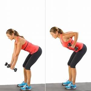 Bent-Over Row | POPSUGAR Fitness