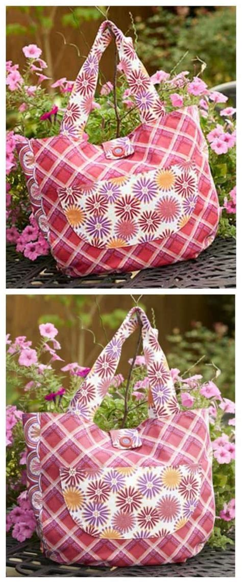 unique fabric bags ideas simple craft ideas