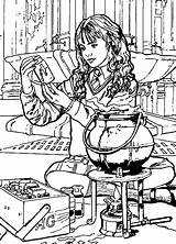 Harry Potter Chamber Secrets Fun Coloring Pages sketch template
