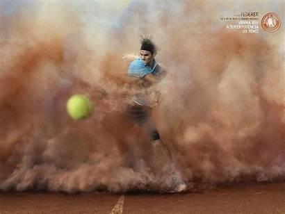 Tennis Wallpapers Federer Roger Cool Tenis Sandstorm