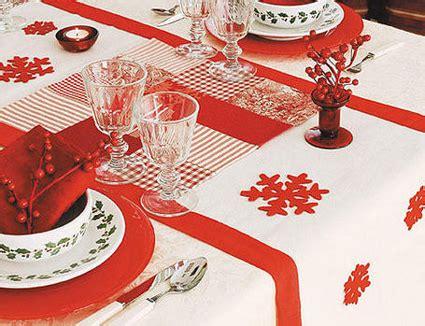 como decorar la mesa en navidad   siga siendo practica