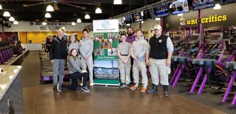 planet fitness middletown supports americorps volunteers